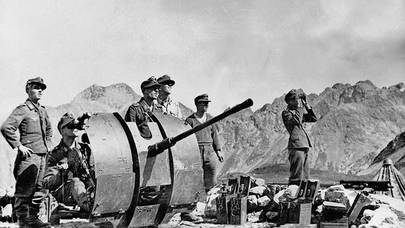 Фашисты планировали захватить Кавказ до 25 сентября 1942 года.